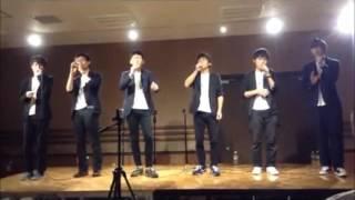 Onemoreday/ゴスペラーズ(covered by すばらしっくす)@復活ライブ thumbnail