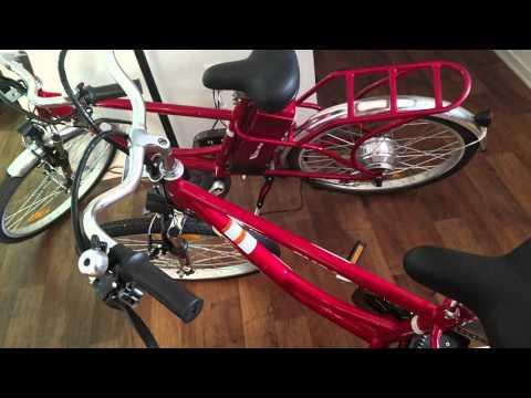 Walmart/wayfair.com electronic bike problems- Yukon trail Sm24 navigator electric bike
