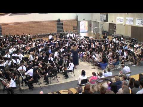 West Area Festival - Bert Lynn Middle School pt 3 ...