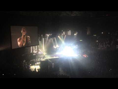 Usher 'Good Kisser' Live Birmingham URX Tour 24/3/2015