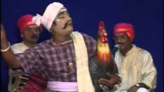 Yakshagana - A scene from- Ishwari Parameshwari - Halladi jayaram Shetty - Kyadagi