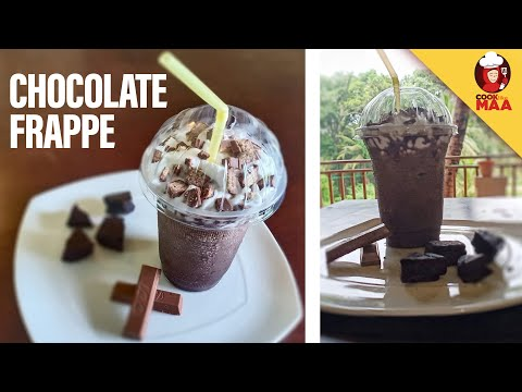 Chocolate Frappe |