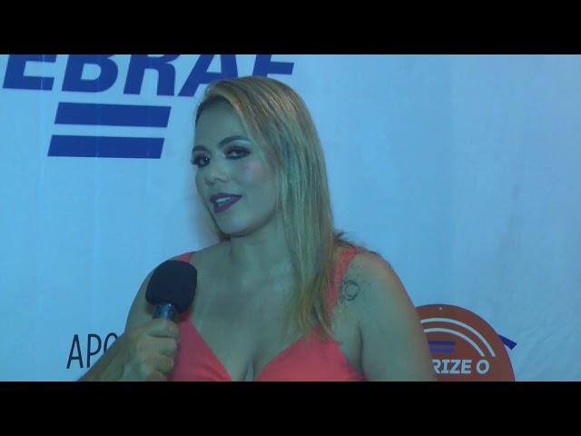 Entrevista com a Cantora  Lara Melo de Maceió - Alagoas