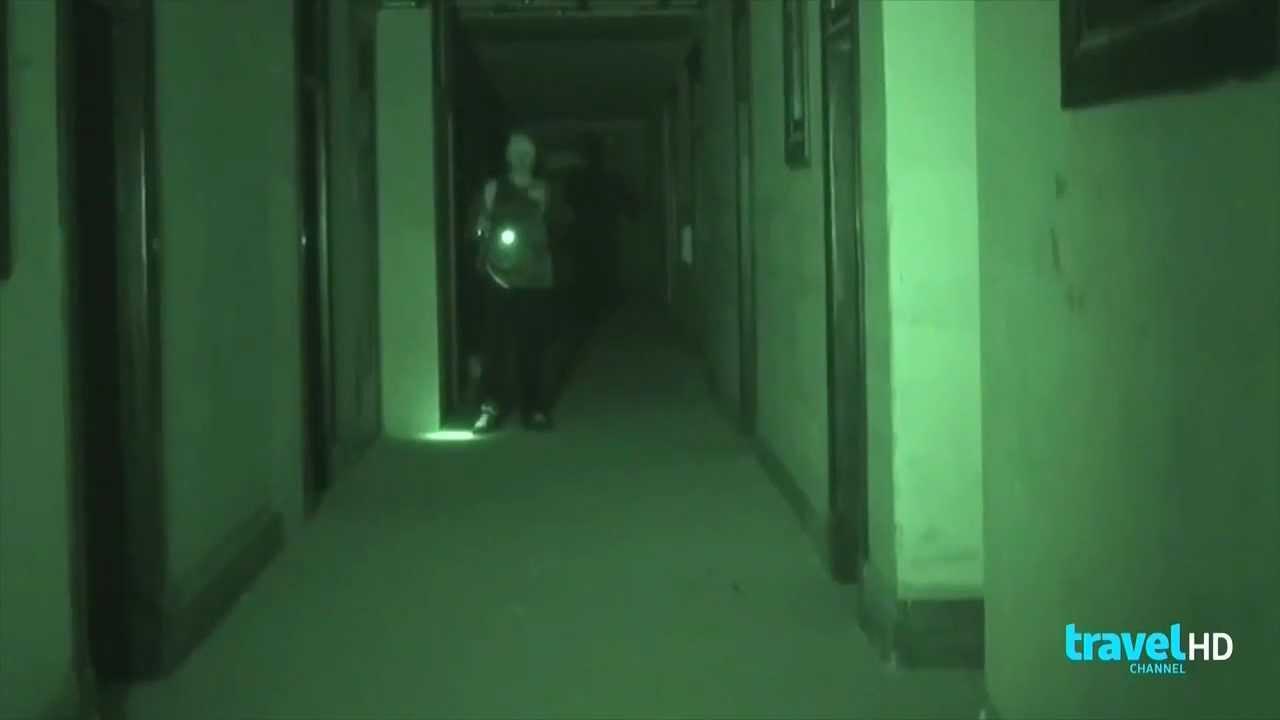 Ghost Adventures Goldfield Hotel 2013 Rock Thrown