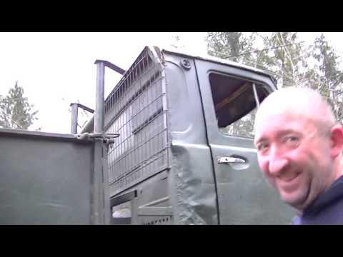 Megérkezett az új sportverdám :) UAZ 452