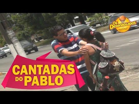 CANTADAS DO PABLO | PEGADINHA
