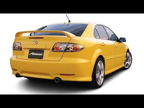 GT6 : Quattroporte Ep.40 - Mazda 6/Atenza (2003)