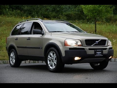 2004 Volvo XC90 T6 AWD - YouTube
