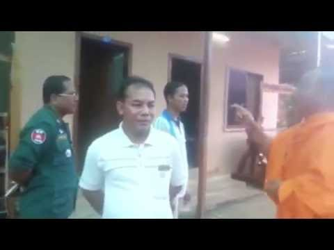 Arrest attempt on a Buddhist monk Ven. But Buntenh