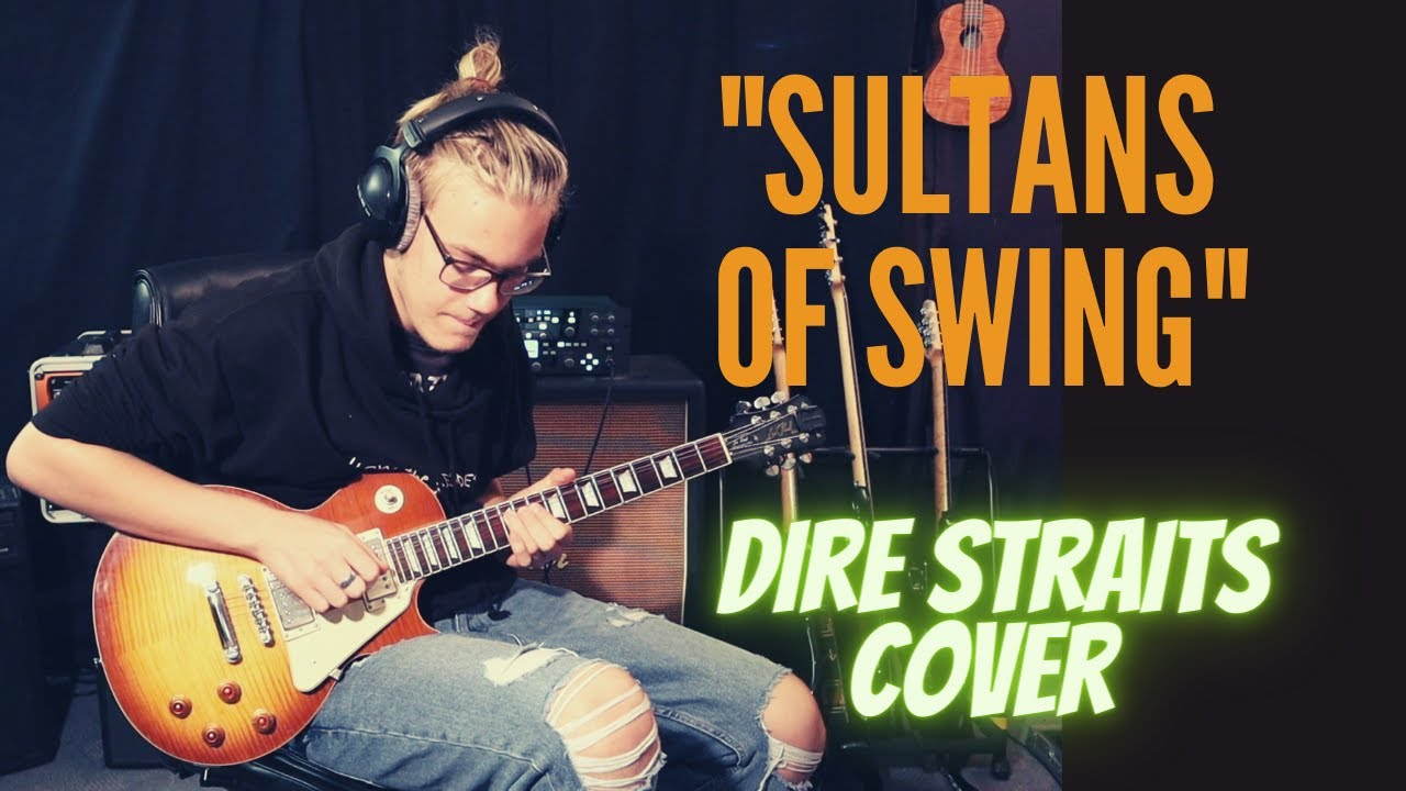 Johan Urriani - Sultans of Swing solos (Dire Straits)