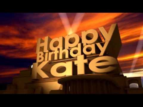 hqdefault happy birthday kate youtube,Happy Birthday Kate Meme