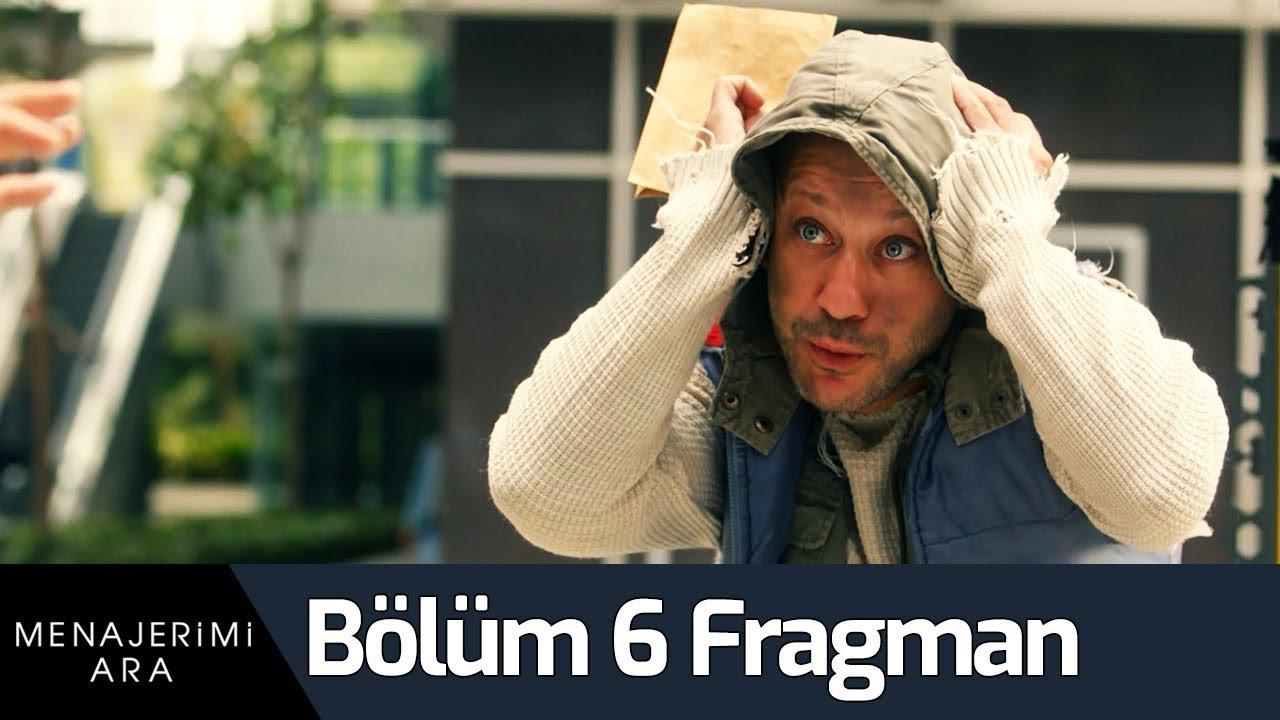 Menajerimi Ara 6.Bölüm Fragman