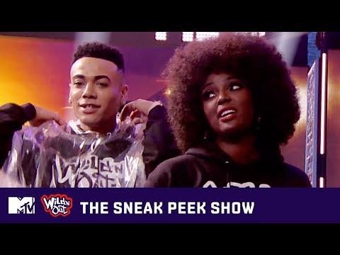 Prince Royce & Amara La Negra Stop By 'Wild 'N Out'   The Sneak Peek Show   MTV