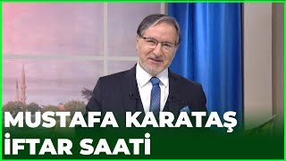Prof. Dr. Mustafa Karataş ile İftar Saati - 22 Mayıs 2020