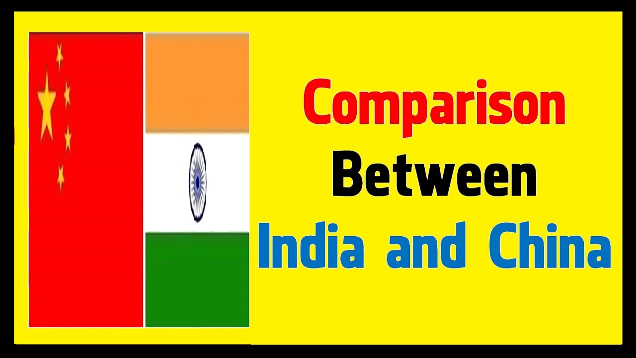 comparison of india and china government