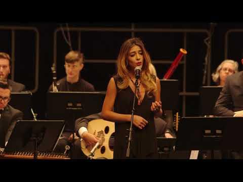 National Arab Orchestra - Sakan il-Layl - Mohamed Abdel Wahab / سكن الليل / محمد عبدالوهاب