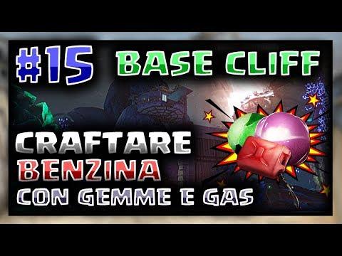 "Nuova Base ""STEAMPUNK"" su Cliff Platform + BENZINA da GEMME e GAS - Ark Aberration #15 [by JustBash]"