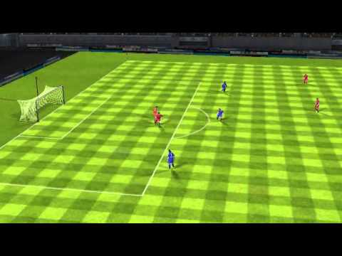 FIFA 14 Windows Phone 8 - PSG VS OGC Nice