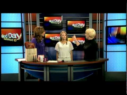 About Faces Day Spa On Fox 45 Morning News