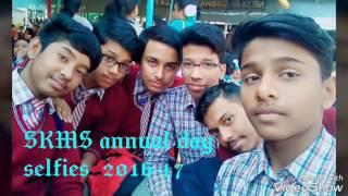 Memorial batch of class 10 SKMS 2016-17 ((video 2))