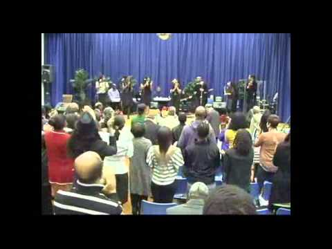 Xtreme Youth Sunday with Michelle McKinney-Hammond.flv