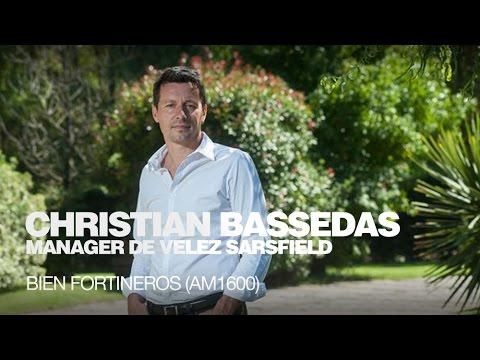 Christian Bassedas en Bien Fortineros