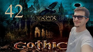 42#GOTHIC II NK - The Dark Saga - SŁUGA BELIARA I FEROKIJCZYK!