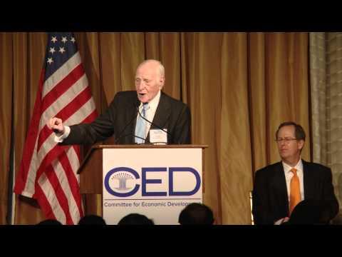 2015 Acceptance Speech: Pete Peterson, Peter G. Peterson Foundation