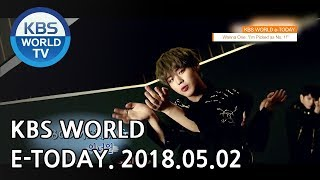 KBS WORLD e-TODAY [ENG/2018.05.02]