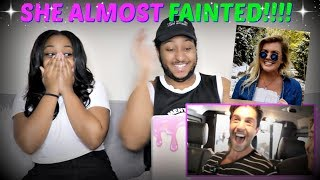 "Shane Dawson ""SURPRISING MY SISTER WITH JOSH PECK!"" REACTION!!"