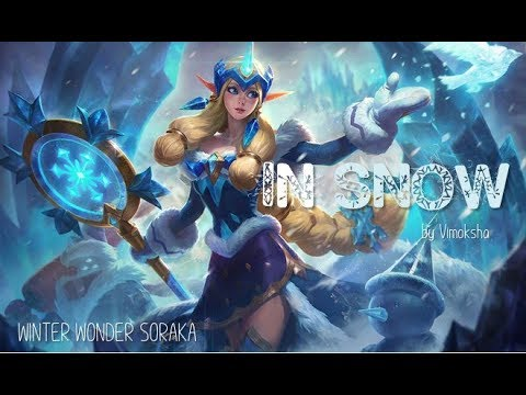 "Winter Wonder Soraka Song | ""In Snow"" by Vimoksha"