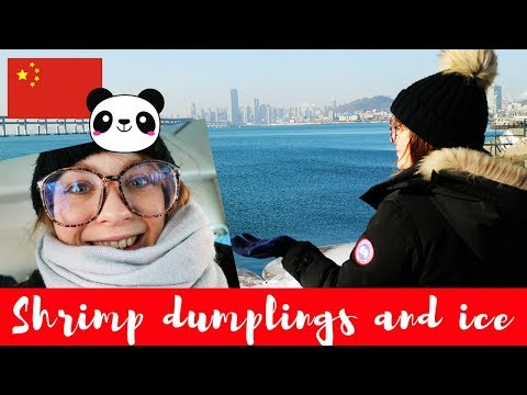TRAVEL VLOG CHINA: FROZEN FEET IN DALIAN