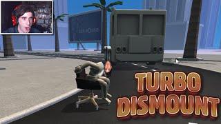 TURBO DISMOUNT!!! - [LuzuGames]