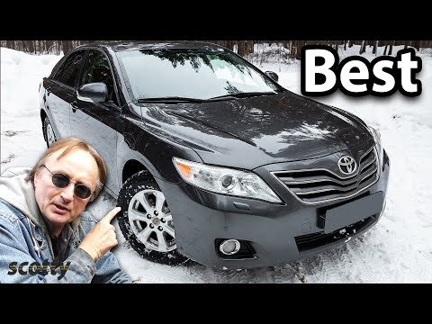 Toyota Camry vs Toyota Corolla, Which is a Better Buy