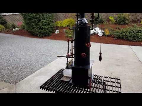 Live Steam Boiler Hand Pump Whistle Gauge