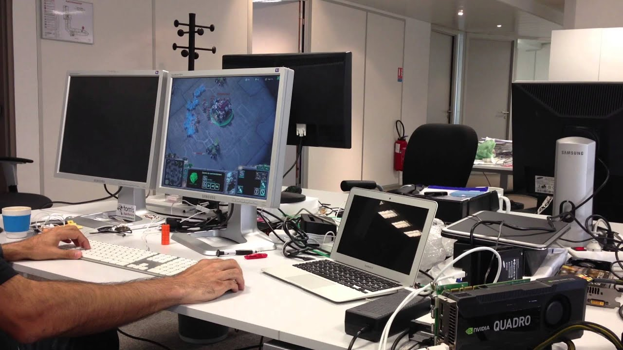 A Thunderbolt GPU on a Mac : How-to | Le journal du lapin