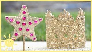 DIY   3 Princess Party DIYS
