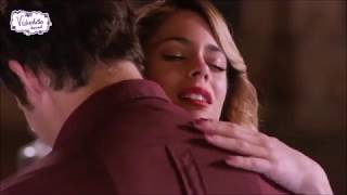 Виолетта и Леон|Все поцелуи|Abrazame y veras