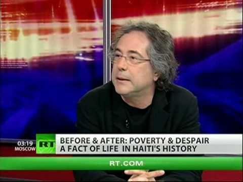 """""""Haiti is a global tragedy"""""""