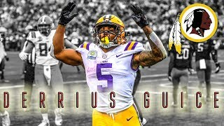 """Derrius Guice ᴴᴰ 