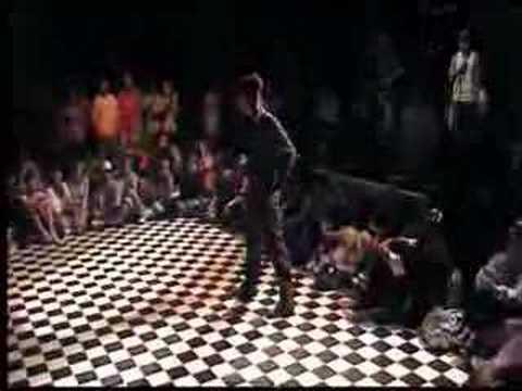 Mannheim Ghetto Soul 2007 Jury Robozee - Locking Funk Jam