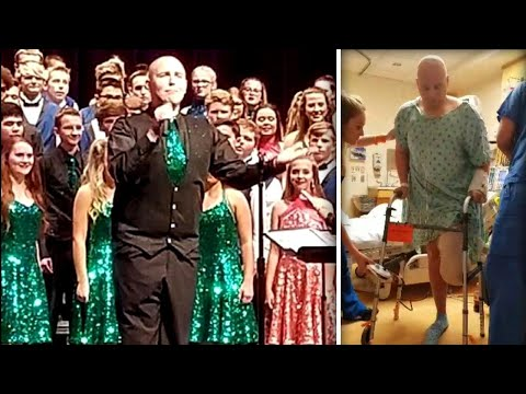 Indiana Teen Dances on Stage One Last Time Before Losing Leg to Cancer
