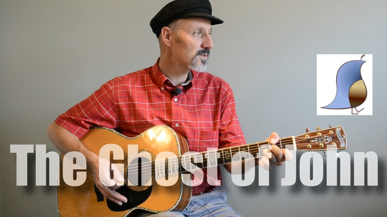The Ghost Of John Easy Guitar Lesson Youtube