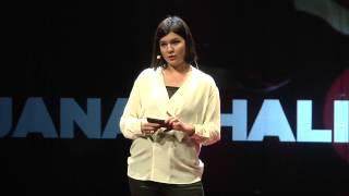 Co tě nezabije, to tě posílí | Jana Khalifa | TEDxPrague