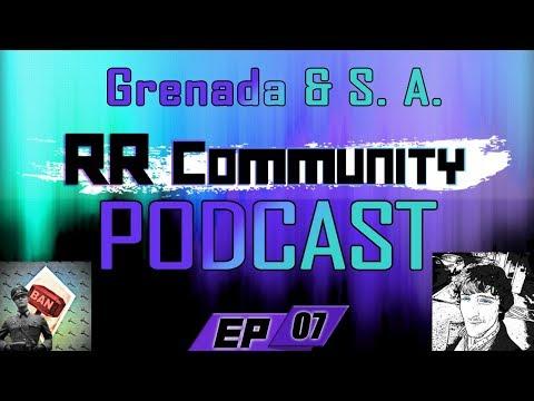 Rival Regions Podcast EP: 7 - Grenada & S. A.