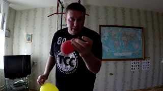 Что будет если шарик с водой положить в морозильник(Я Вконтакте http://vk.com/dmitryshilov Смотрите так же: Что будет если побриться хоккейным коньком http://www.youtube.com/watch?v=XebZyJl..., 2014-05-28T15:36:20.000Z)
