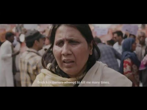 2016 Aurora Prize Finalist, Syeda Ghulam Fatima: Eradicating Debt Bondage