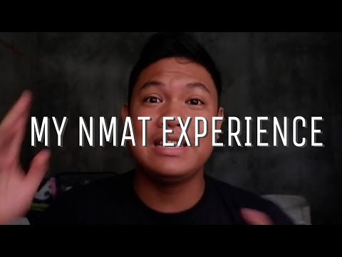 NMAT TIPS AND ADVICES FOR FIRST TIMERS (Philippines) | RogerAriel