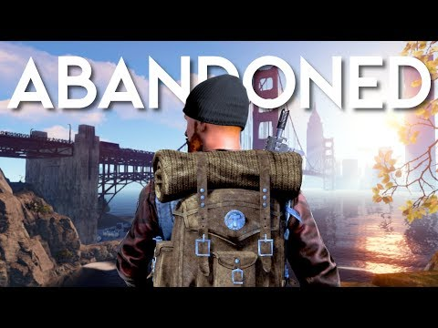 ABANDONED CITY! - Rust: Apocalypse Survival