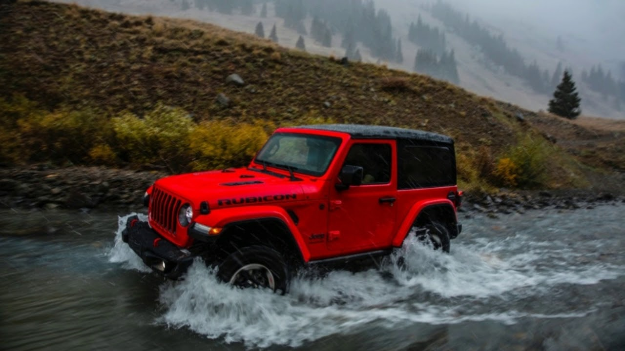 Jeep Wrangler Plug In Hybrid Confirmed For 2020 2017 L A Auto Show